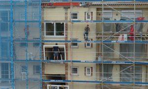 בנייה והרחבה בבתים משותפים
